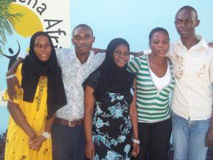 Mombasa Students.2012